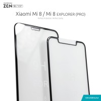 VEVORIUM ZEN 5D Cold Xiaomi Mi 8 Mi8 EE 3D Curved Full Tempered Glass