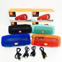 JBL Speaker Charge Mini 3+ Bluetooth Portable Wireless Aux Memory USB