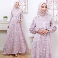 Gamis Muslim Abtsrak / Gamis Terbaru / Gamis Wanita Murah