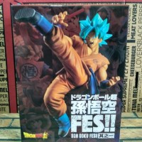 sun goku god figure FES dragon ball