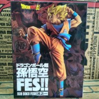 sun goku SS2 figure FES dragon ball