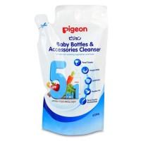Pigeon Liquid Cleanser 450ml Refill Sabun Cuci Botol Bayi Anak Pigeon