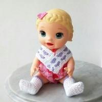 Baju Perlengkapan Aksesoris Boneka Baby Alive BB008a