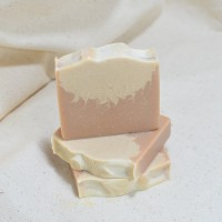 MALT (BEER + KEFIR GOAT's MILK) ORGANIC SOAP