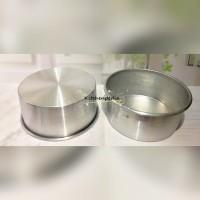 Loyang Bulat Cetakan Kue Bolu Bulat Loyang Bal Loyang Cake 16 cm