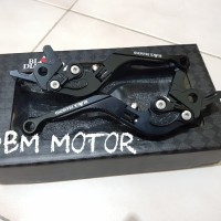 Handle rem Black Diamond for Honda ADV 150.