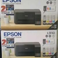 Printer Epson L-3110 L3110 Garansi Resmi 2 Th (Pengganti L360)