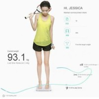 Xiaomi Mi Smart Weight Scale Bluetooth 4.0 LED Display for Android / i