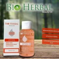 Bio Herbal Beauty Oil 75ml Original BPOM - Penghilang Bekas Luka