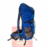 Tas Carrier EIGER 1264 GEKKOTA 45L Blue - Tas Backpack - RC