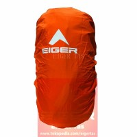 Tas Carrier Eiger 1258 Appalachia 45L Brown Yellow - Free Raincover