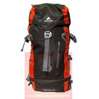 Tas Carrier EIGER APPALACHIA 1258 Black Orange 45L + Rain Cover
