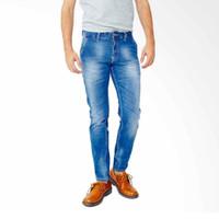 Edwin Jeans Panjang Celana Pria - Biru [603-85-07]