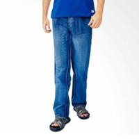 Edwin Jeans Celana Panjang Pria - Biru [505-02-107]