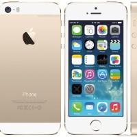 "Iphone 5s 16gb Gold"""