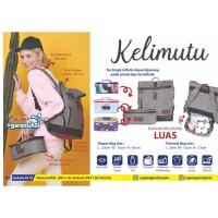Cooler Bag Gabag Kelimutu Infinite Series Backpack Ransel Tas ASI