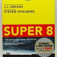 Blu-ray Super 8 (with Slipcover) Blu-ray + DVD + Digital Copy