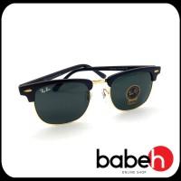 Kacamata Hitam Pria Wanita Sunglass Black