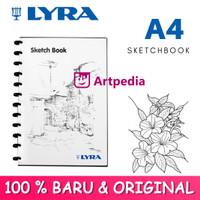 LYRA SKETCHBOOK BINDER A4