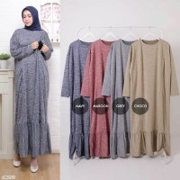 Gamis Woody Maid Momsy JC3219