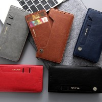 CMAI2 Wallet samsung galaxy S9 flip leather case cover dompet flipcase