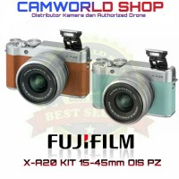 FUJIFILM X-A20 KIT 15-45mm OIS PZ