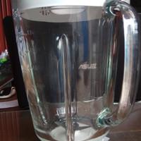 Spare Part Tabung Kaca Gelas Beling Blender Philips Original HR 2116