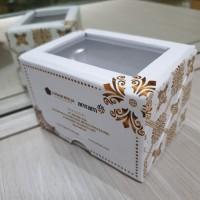 Kotak Logam Mulia Motif Batik