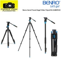 Benro Aero2 A1883FS2C Travel Angel Video Tripod Kit