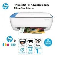Printer HP DeskJet 3635 All-in-One Wireless