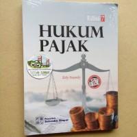 Original | Buku HUKUM PAJAK - edisi 7 | Erly Suandy | Salemba