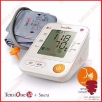 Tensimeter Digital Ukur Tekanan Darah Tensi + Suara TensiOne 1A Onemed