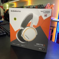 Steelseries Arctis 5 White Gaming Headset