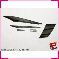 List body polet striping sticker motor MIO SOUL GT 2012