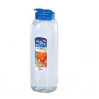 Botol Air Lock&Lock Water Bottle Botol Air Minum Kulkas 1.2L - Biru