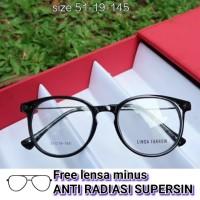 Frame Kacamata Hijab 6002 Kacamata Cewek Kacamata Baca