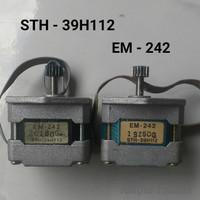Stepper Motor Bipolar EM-242 STH-39H112