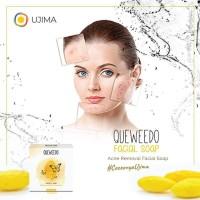 Quaweedo Facial Soap Sabun Kepompong Ulat Sutera