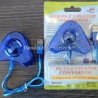 BEST SELLER KONVERTER / CONVERTER STICK PS2 /PS 2 TO KOMPUTER / PC