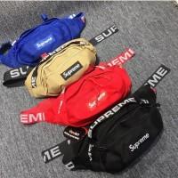 Tas Waistbag Supreme / Waist Bag Supreme / Tas Selempang Supreme SS18