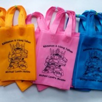 Souvenir Ulang Tahun Tote Bag / Souvenir Goodie Bag