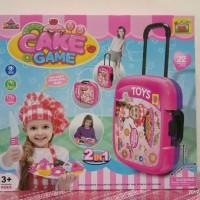 Cake Game Mainan Edukasi Anak Perempuan No: 36778-88