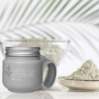 Pore clay mask GREEN TEA #MS Glow