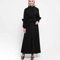 Covering Story Charina Long Dress Muslim Wanita