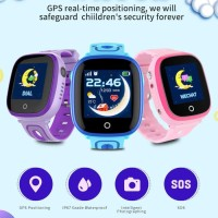 Jam Tangan Smartwatch HP Anak SKMEI Anti Air / Waterproof GPS   SOS