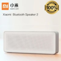 Xiaomi Cube Square Box Bluetooth Portable Speaker Gen 2 Original