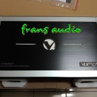 Power monoblock Venom Vertigo VT600.1 monoblok Venom Vertigo VT 600.1