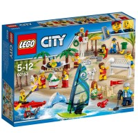 LEGO City, People Pack - Fun at the Beach (60153)