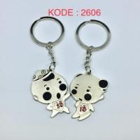 Gantungan Kunci Couple 2606