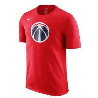 Kaos Nike NBA WASHINGTON WIZARDS Dry Tee Essential Logo Black Original